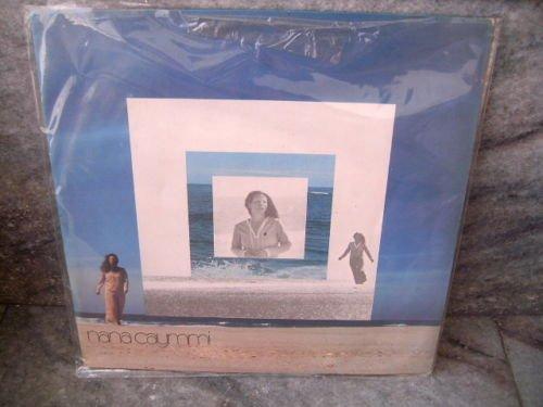 NANA CAYMMI S/T(1975) LP 1975 ORIGINAL NEAR MINT BRAZIL