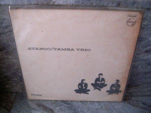 TAMBA TRIO Avanco LP 1963 BRAZIL JAZZ BOSSA NOVA