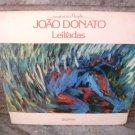 JOAO DONATO Leiliadas LP 1986 BRAZIL JAZZ BOSSA NOVA