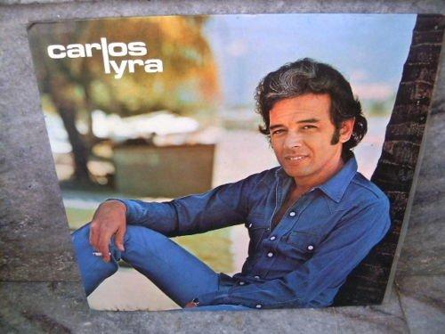 CARLOS LYRA S/T(1974) LP 1974 ORIGINAL NEAR MINT BOSSA
