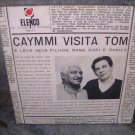 DORIVAL CAYMMI & TOM JOBIM Caymmi Visita Tom LP 1964 OR
