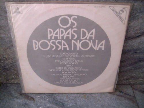 V.A. Os Papas Da Bossa Nova LP 1972 BOSSA NOVA COMPILATION