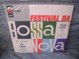V.A. Festival Da Bossa Nova LP 1963 ORIGINAL BOSSA NOVA