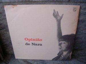 NARA LEAO Opiniao LP 1964 ORIGINAL VERY RARE VINYL