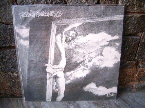 v.A Headtrashers Live LP 1987 BRAZIL TRASH DEATH METAL