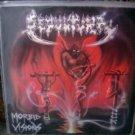 SEPULTURA Morbid Visions LP 1986 ORIGINAL 1ST PRESS