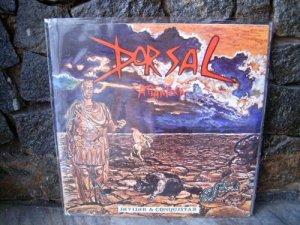 DORSAL ATLANTICA Dividir & Conquistar LP 1988 BRAZIL ME