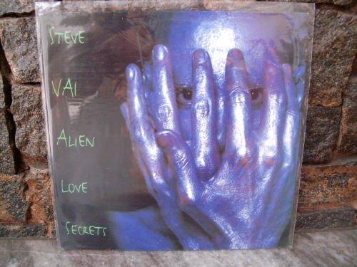 STEVE VAI Alien Love Secrets LP 1995 ORIGINAL VERY RARE