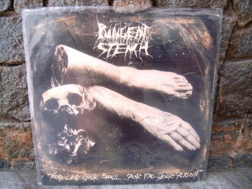 PUNGENT STENCH For God Your Soul.. LP 1990 VERY RARE VI