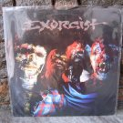 EXORCIST Nightmare Theatre LP 1986 NEAR MINT VINYL