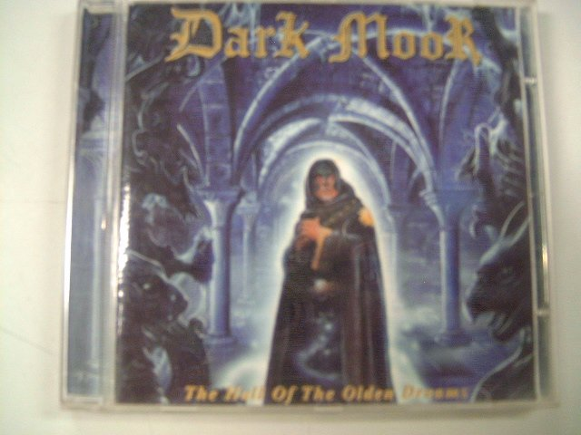 DARK MOOR the hall of the golden dreams CD 2000 POWER METAL