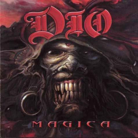 DIO magica CD 2000 HEAVY METAL