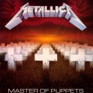 METALLICA master of puppets CD 1986 THRASH METAL