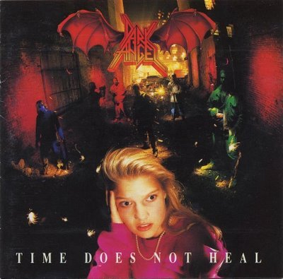 DARK ANGEL time does not real CD 1991 THRASH METAL**