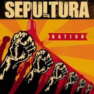 SEPULTURA nation CD 2001 HARDCORE GROOVE METAL**