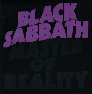 BLACK SABBATH master of reality CD 1976 HEAVY METAL**