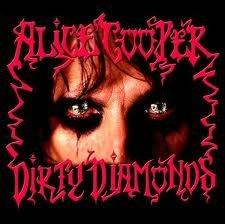 ALICE COOPER dirty diamonds CD 2005 HARD ROCK**