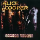ALICE COOPER brutal planet CD 2000 INDUSTRIAL HARD ROCK**