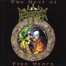 MORTIFICATION the best of five years CD 1996 DEATH METAL**