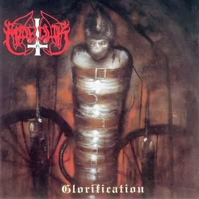 MARDUK glorification CD 1996 BLACK METAL**