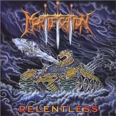 MORTIFICATION relentless 2CD 2002 DEATH METAL**