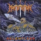 MORTIFICATION relentless 2CD 2002 DEATH METAL**