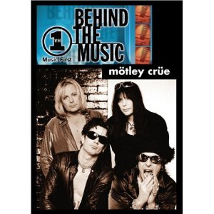 M�TLEY CR�E behind the music DVD 1999 HARD ROCK