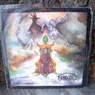GENOCIDIO S/T(1988) EP 1988 ORIGINAL BRAZIL METAL