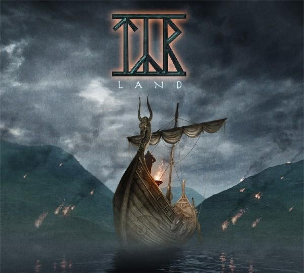 TYR land CD 2008 FOLK METAL