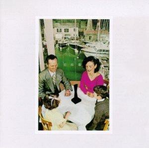 LED ZEPPELIN presence MINI VINYL CD 1976 HARD ROCK