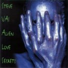 STEVE VAI alien love secrets CD 1995 GUITAR BAND **