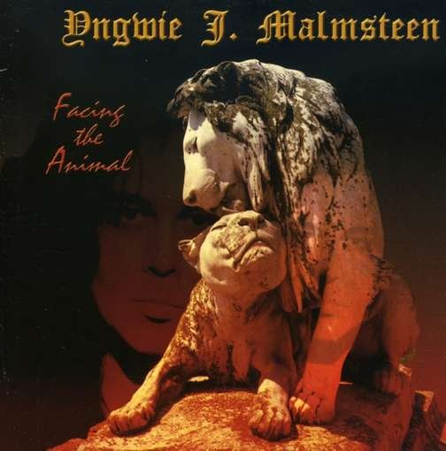 YNGWIE MALMSTEEN facing the animal CD 1998 HEAVY METAL**