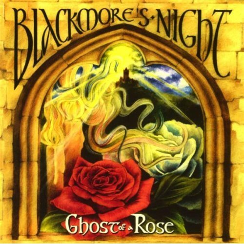 BLACKMORE'S NIGHT ghost of a rose CD 2003 TRADITIONAL FOLK MUSIC