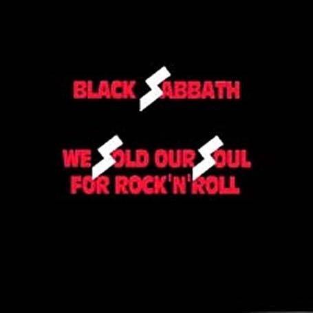 BLACK SABBATH we sold our soul for rock 'n' roll MINI VINYL CD 1975 HEAVY METAL