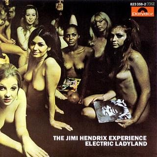 JIMI HENDRIX electric ladyland  MINI VINYL CD 1968 ROCK