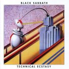 BLACK SABBATH technical ecstasy MINI VINYL CD 1976 HEAVY METAL