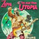 FRANK ZAPPA the man from utopia MINI VINYL CD 1983 COMEDY ROCK