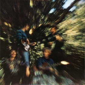 CREEDENCE CLEARWATER REVIVAL bayou country MINI VINYL CD 1969 ROCK