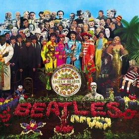 BEATLES sgt. pepper's lonely hearts club band MINI VINYL CD 1967 ROCK