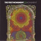 MONUMENT the first monument MINI VINYL CD 1971 PROGRESSIVE ROCK