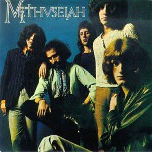 METHUSELAH matthew,mark,luke and john MINI VINYL CD 1969 ROCK