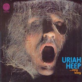 URIAH HEEP very 'eavy very 'umble CD 1970 HARD ROCK