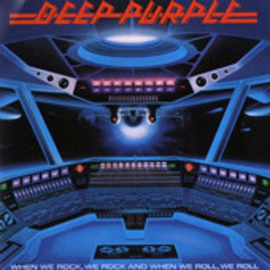 DEEP PURPLE when we rock, we rock and when we roll, we roll MINI VINYL CD 1978 HARD ROCK