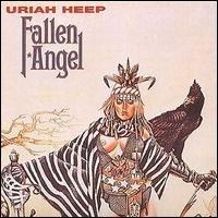 URIAH HEEP fallen angel MINI VINYL CD 1978 HARD ROCK
