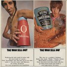 THE WHO the who sell out MINI VINYL CD 1967 ROCK