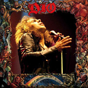 DIO dio's inferno the last in live - we rock 2CD + DVD 2006 HEAVY METAL