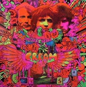 CREAM disraeli gears 2CD + DVD 1967 ROCK