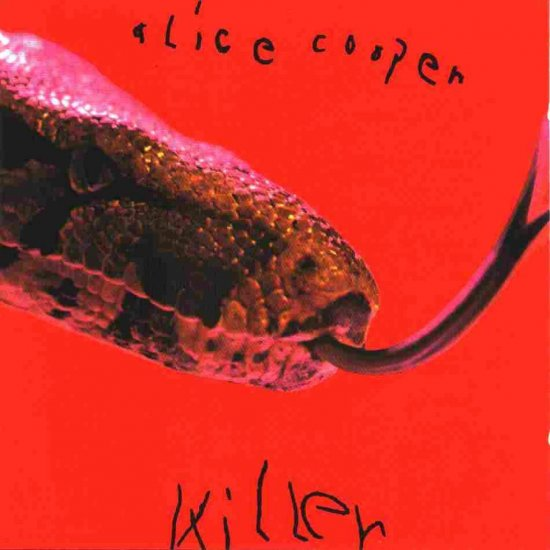 ALICE COOPER killer MINI VINYL CD 1971 HARD ROCK