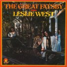 LESLIE WEST the great fatsby MINI VINYL CD 1975 HARD ROCK