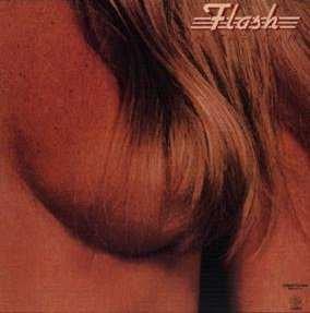 FLASH in the can MINI VINYL CD 1972 PROGRESSIVE ROCK